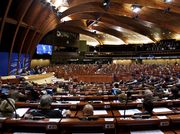 PACE challenges powers of Russian delegation