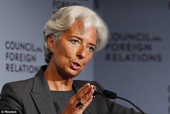 Самолет с главой МВФ на борту разгерметизировался