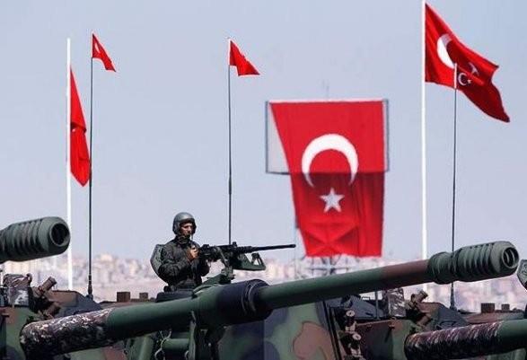 Türk əsgəri Suriyada atəşə tutuldu