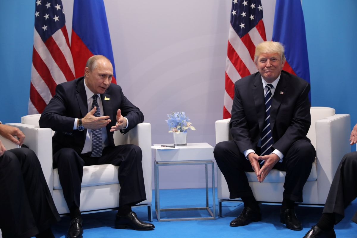 Tramp israr etdi, Putin razı olmadı