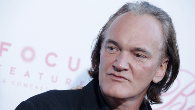 Quentin Tarantino confirms plans for 10th movie