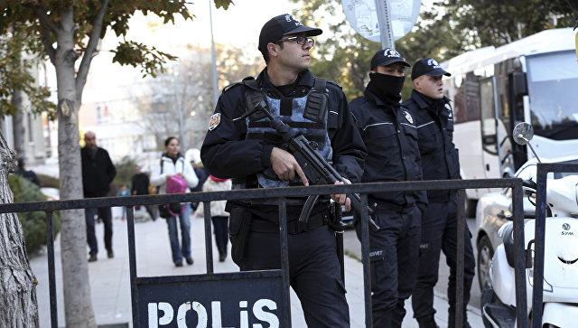 В Стамбуле задержан террорист
