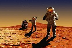 Could a mysterious Mars object be a secret alien base?