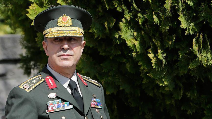 Türk generaldan Afrin mesajı: Son...