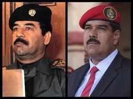 Səddam Hüseynə bənzəyirəm - Maduro