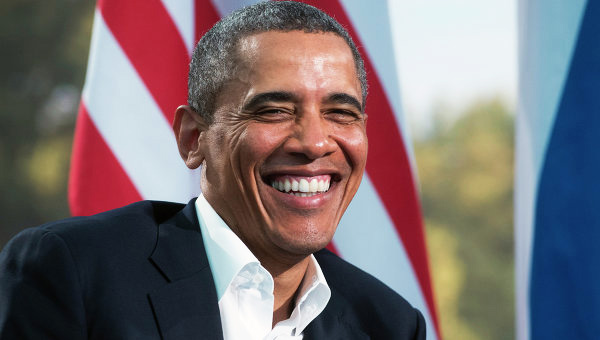 اوبامانین باشقا قادینا یازدیغی عشق مکتوبلاری... – فوتو