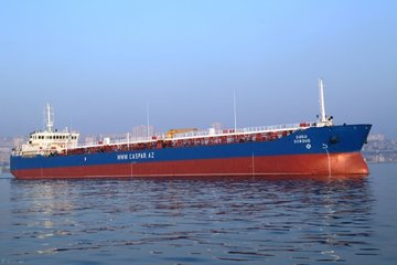 85,000 tons of Azerbaijani oil is transported to Belarus