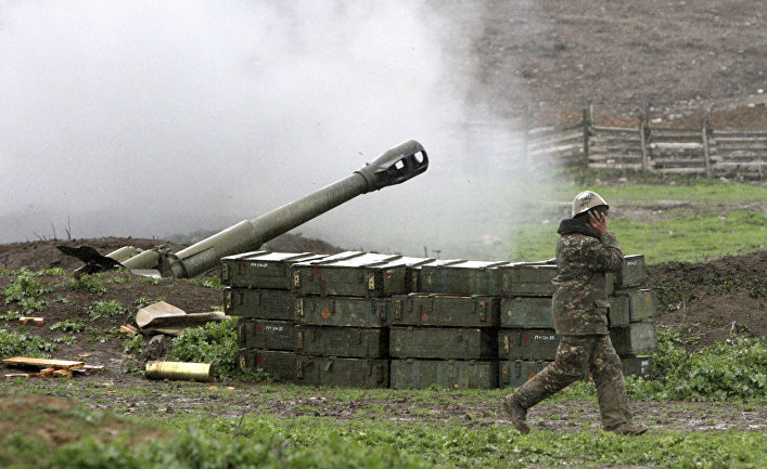 Kiev's forces violate ceasefire five times in past day