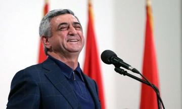 Sərkisyan hələ də Qarabağdadır: Balasanyanla görüş