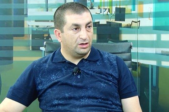 """Aprel savaşında """"kamikadze""""lər bizi məhv etdi - Ambaryan"""
