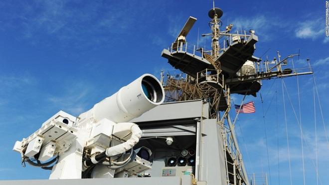 آمریکا تهلوکهلی سلاحی اوردویا وئریر