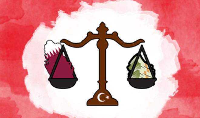 Катар или Персидский залив? - Дилемма Турции
