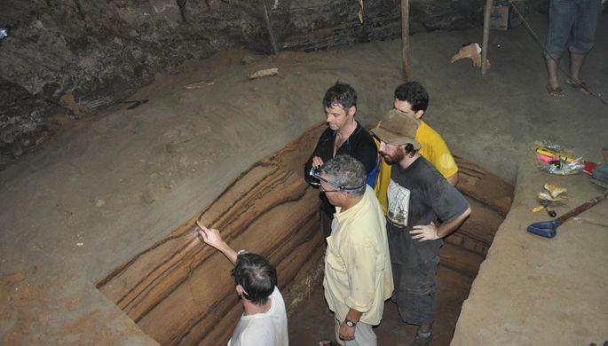 В Индонезии нашли «летопись» цунами за 5000 лет