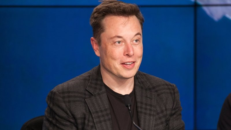 Elon Musk became the second richest person in the world