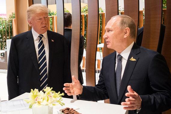 پوتینله او زامان گؤروشه جه ییک کی... - ترامپ