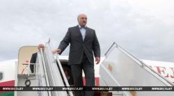 Lukaşenko Soçiyə gəldi – bu dəfə istirahətə