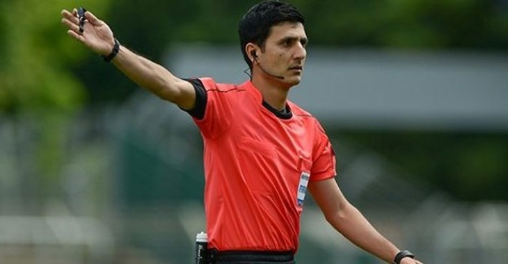 Azerbaijani referee to manage EURO-2020 qualifier