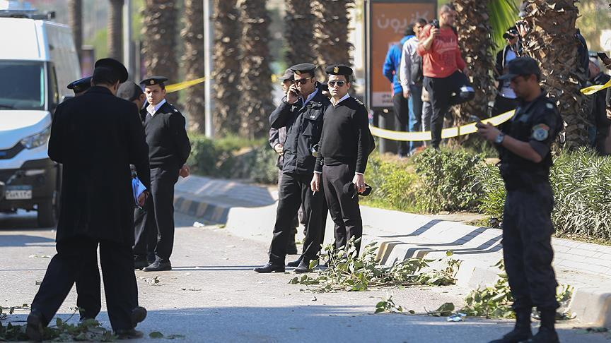 Теракты в Египте: 39 погибших
