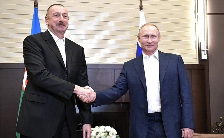 Əliyev-Putin görüşü sübut etdi ki, Bakı regionda... - BAMF
