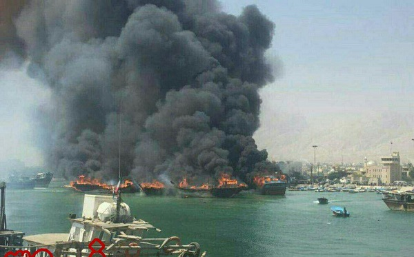 Russia's largest ship is on fire: 12 injured -