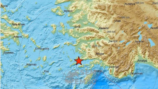 Another earthquake in Turkey