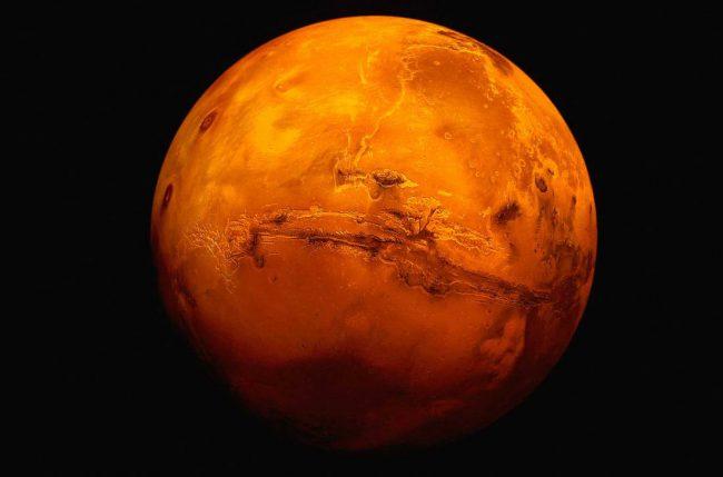 Ученые выберут место посадки миссии на Марс