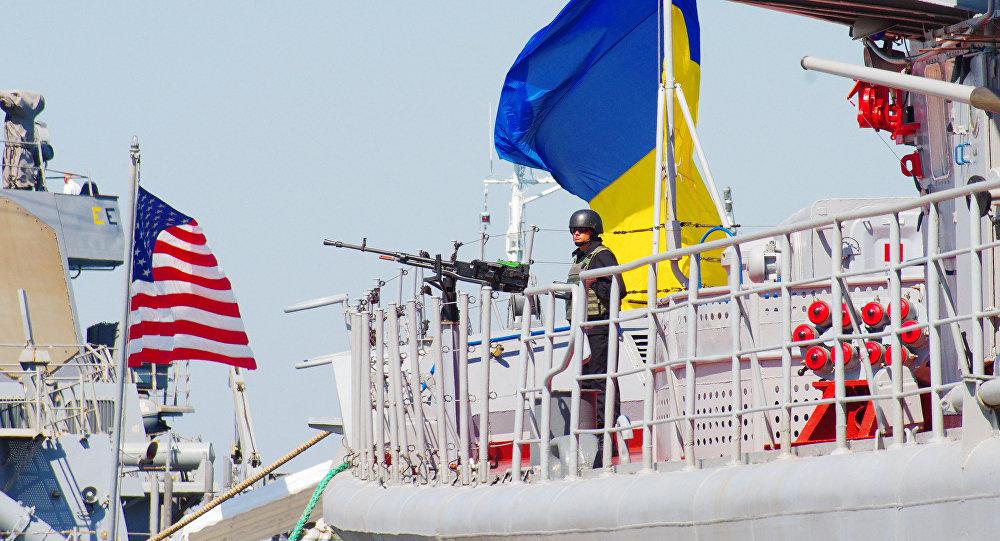 """""""Ukraynalılar bu yolla ABŞ-ı kürəyindən bıçaqlayır"""""""
