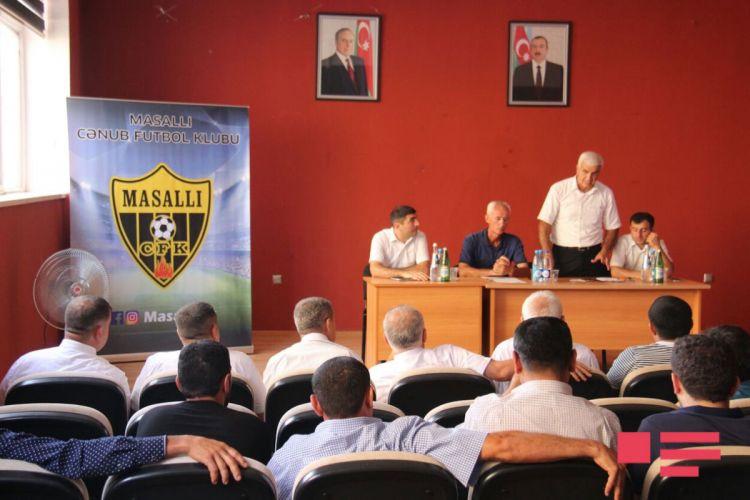 آذربایجاندا یئنی فوتبال کلوبو یارادیلدی