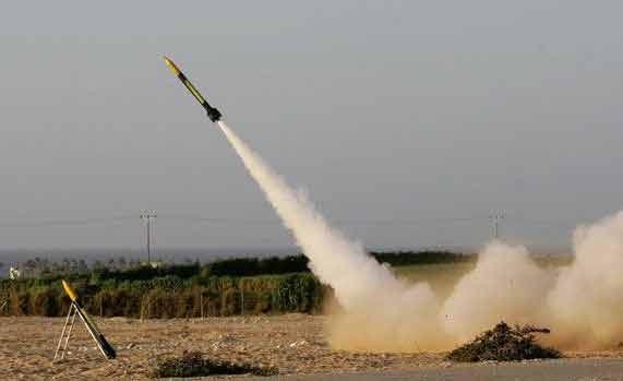 فیلیسطین ایسرایله راکت آتدی - گرگینلیک