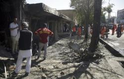 5 killed, 5 injured in Taliban attack in Afghanistan