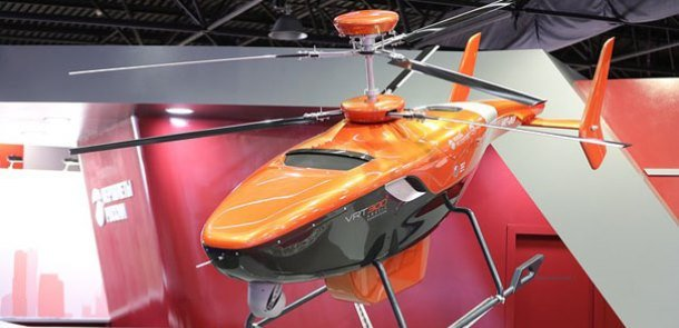 Rusiyadan ilk pilotsuz helikopter - Foto