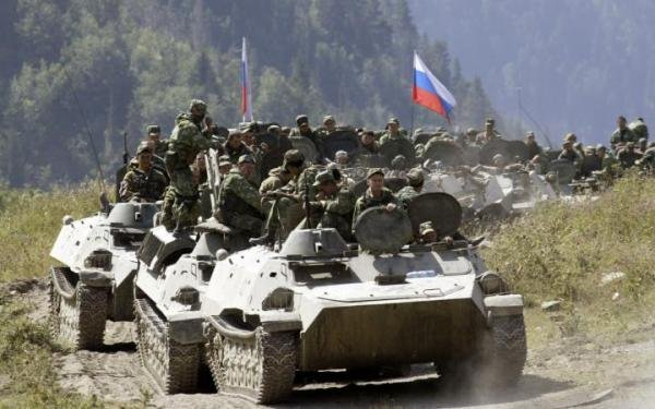 روسییا قافقاز قوشونلارینا دؤیوش حاضرلیغی امری وئردی