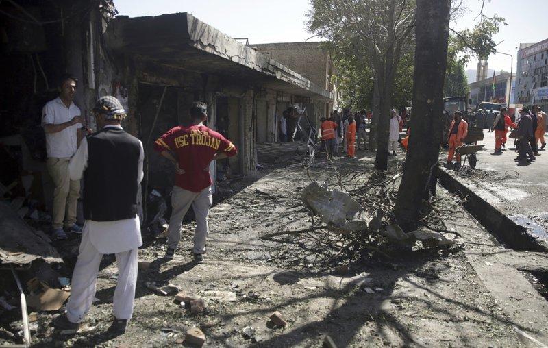 Qardizdə polis bölməsinə hücum: 41 ölü, 170 yaralı - Video