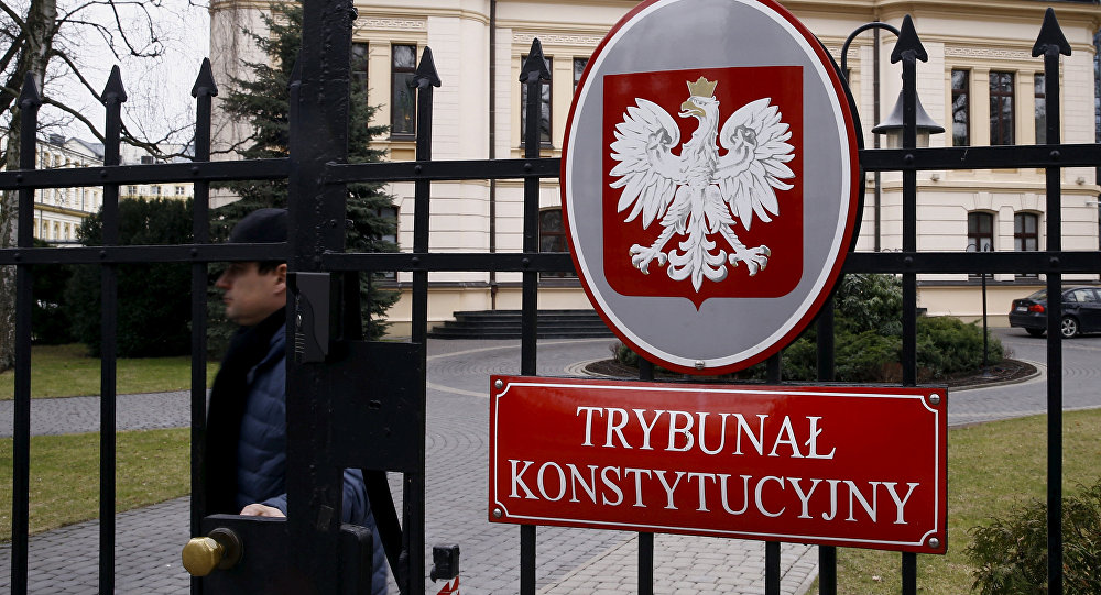 Polish government pushes for judiciary reform