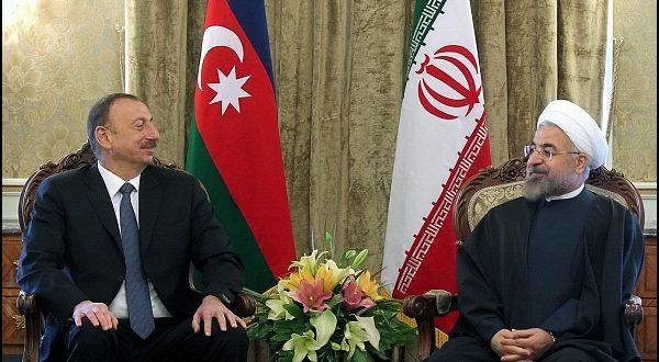 حضور رئیس جمهور آذربایجان در مراسم تحلیف روحانی