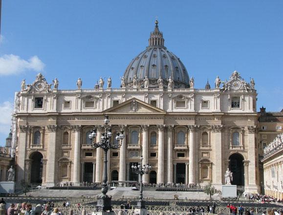 Vatikanda sular kəsildi - Papanın göstərişi ilə