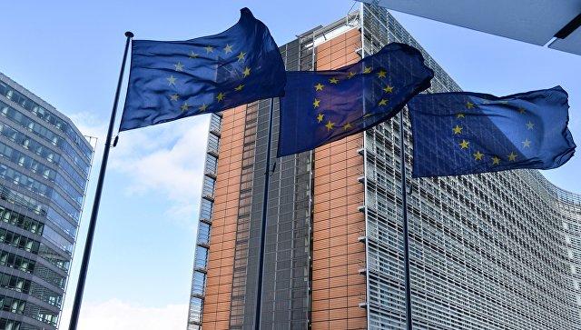 ВВП Евросоюза рекордно упал