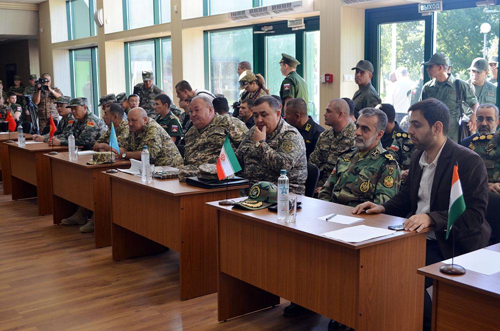 Azərbaycan tankçılarının ilk rəqibi Çin olacaq - Foto