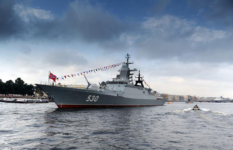US naval ship docks in Sudan for 'Red Sea security'