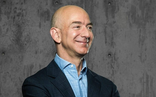 Bezos demands 2 million from his girlfriend's brother
