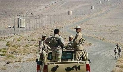 ایران-پاکیستان سرحدینده آتیشما – عسگر اؤلدورولدو