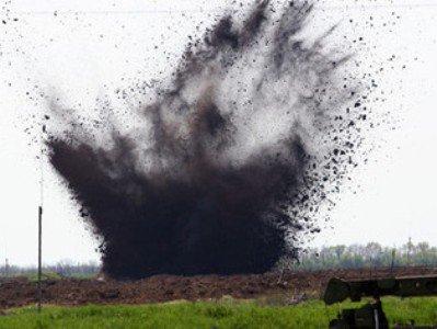 Взрыв в Африне