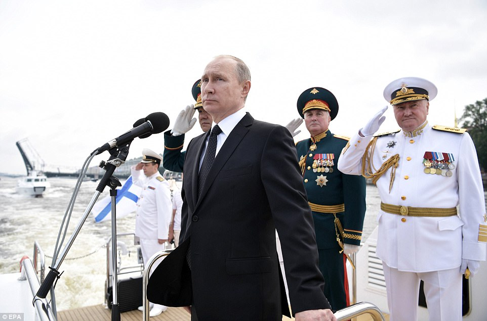 """Putindən şok açıqlama: """"Gələcəyin silahı"""" döyüşə hazırdır"""
