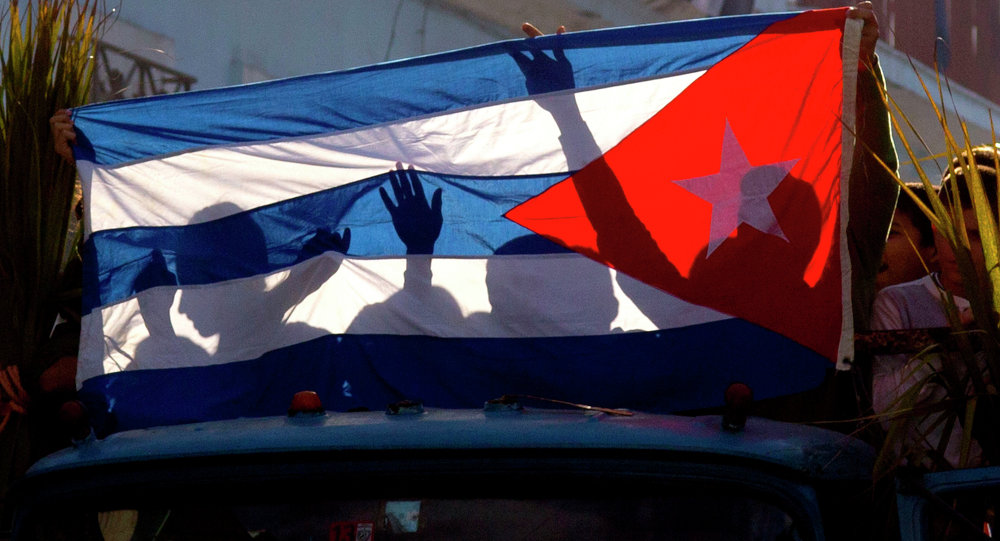 US embassy abetting Cuba's leading dissident