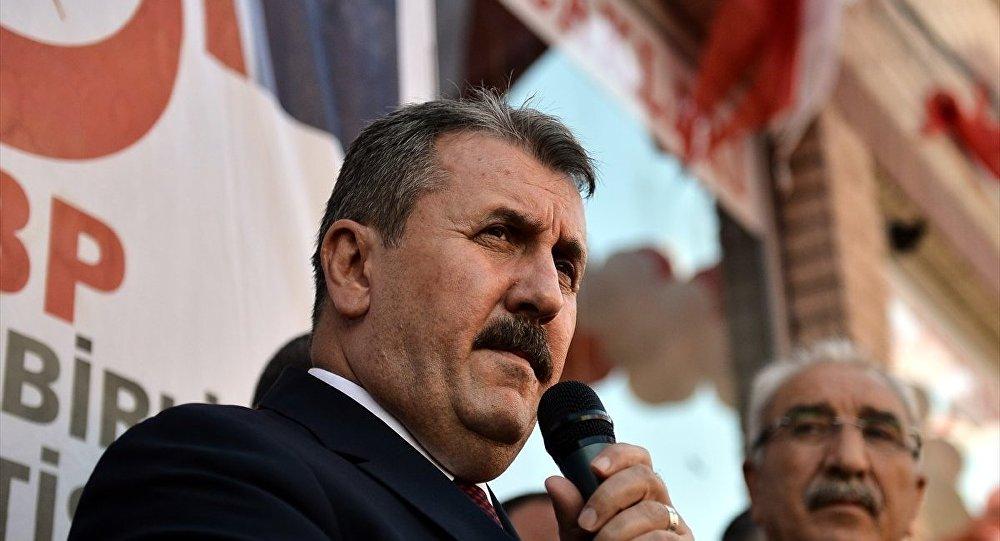 Türkiyəli siyasətçi: Lazım gəlsə, Çinə müharibə elan edə bilərik!