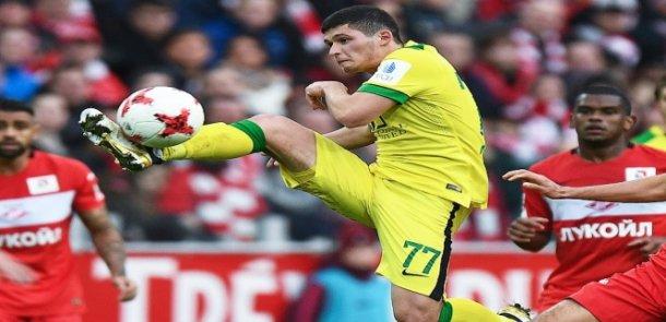 Rusiya klubu azərbaycanlı futbolçu ilə yollarını ayırdı