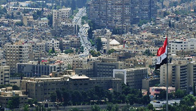 Сирия установила дипотношения с Южной Осетией