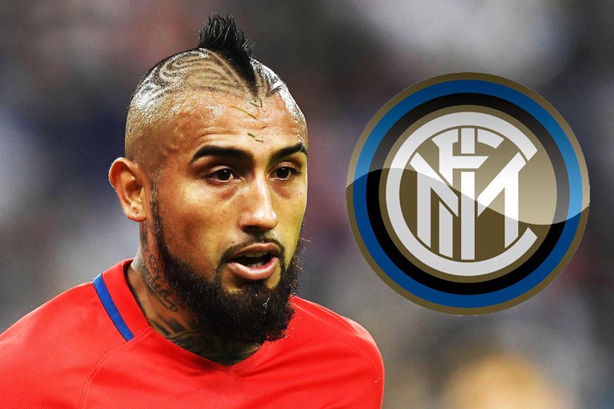 Arturo Vidal demands Inter move