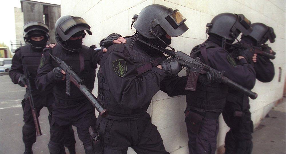 Bakıda FSB-nin kursantı saxlanıldı
