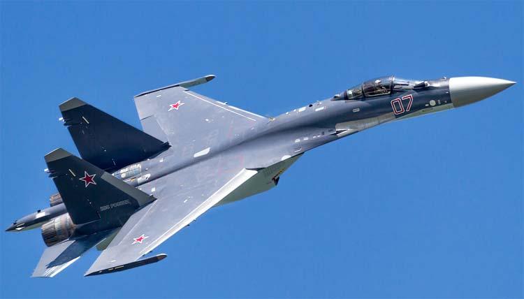 ABŞ: Rusiya Su-35-lərini Liviyaya yerləşdirir - Video